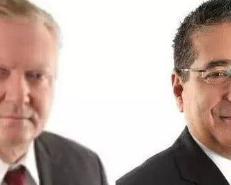 Jurgen Mossack and Ramon Fonseca – Mossack Fonseca's Founders