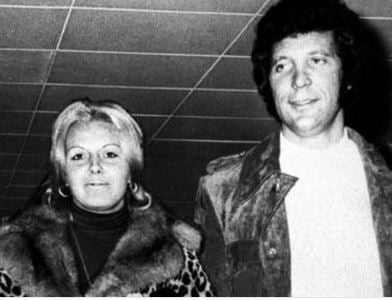 Melinda Rose Tom Jones' Wife