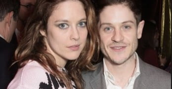 Zoe Grisedale Iwan Rheon's Girlfriend