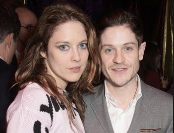 Iwan Rheon girlfriend Zoe Grisedale