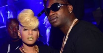 Keyshia Ka'oir Rapper Gucci Mane's Girlfriend