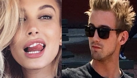 RJ King Hailey Baldwin's New Boyfriend?