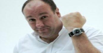 Claudio Bevilacqua stole James Gandolfini's Rolex!