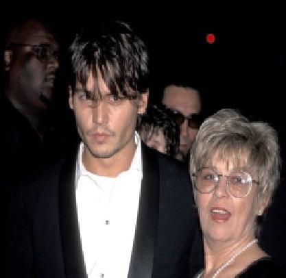Classify Johnny Depp's parents