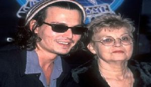 Betty Sue Palmer - Johnny Depp's Late Mother