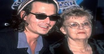 Betty Sue Palmer – Johnny Depp's Late Mother