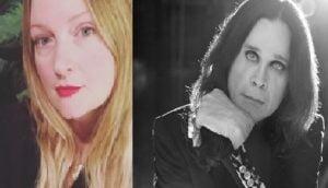 Michelle Pugh Ozzy Osbourne's Hairstylist/ Mistress