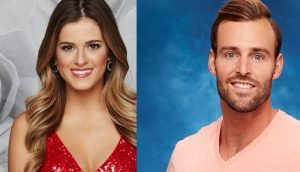 Robby Hayes Competitive Swimmer/ The Bachelorette 12 Cast
