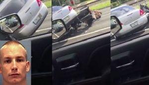 Robert Vance Florida road rage driver!