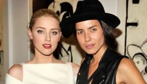 Tasya Van Ree Amber Heard's Ex Girlfriend/ Wife?