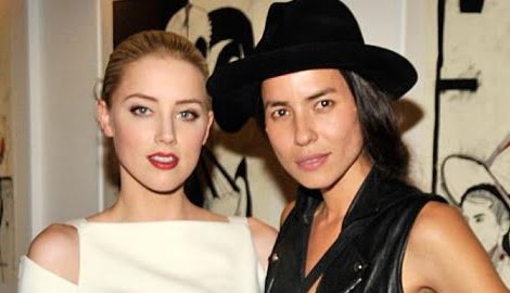 Tasya Van Ree Amber Heard's Ex Girlfriend/ Wife?