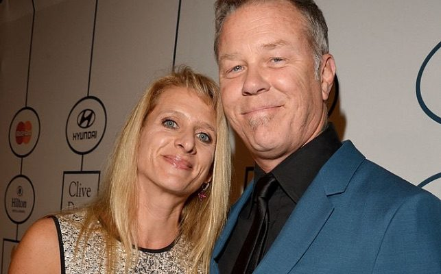 Francesca Hetfield Metallica's James Hetfield's Wife (Bio ...