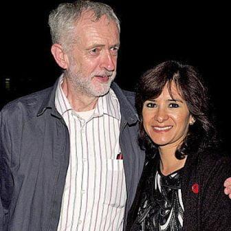 Labour Leader Jeremy Corbyn's Wife Laura Alvarez Corbyn