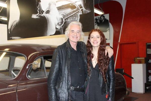 Scarlett Sabet Led Zeppelin Jimmy Page S Girlfriend Bio Wiki