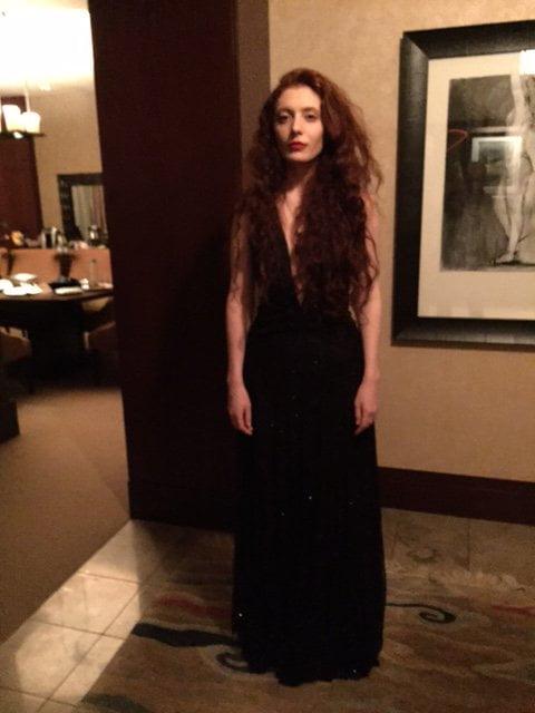 Scarlett Sabet Led Zeppelin Jimmy Page's girlfriend (Bio ...