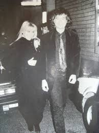 Jimmy page Patricia Ecker
