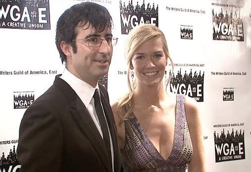 John Oliver wife Kate Norley