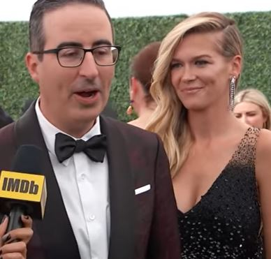 Kate Norley,John Oliver Wife