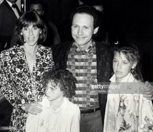 billy crystal wife Janice Crystal daughters photo
