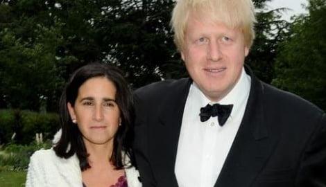 Marina Wheeler Boris Johnson's Wife