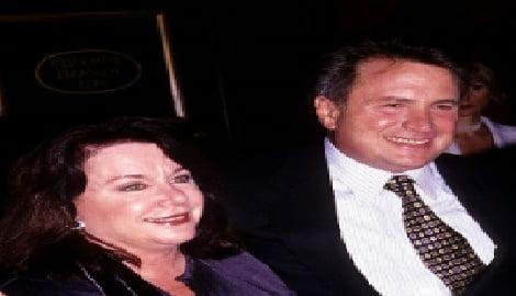 Eileen Mcgann is Dick Morris' Wife