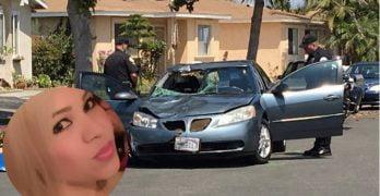 Esteysi Sanchez DUI Suspect Drove with Victim on Windshield