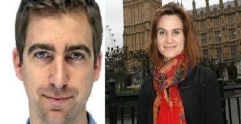 Brendan Cox Labour MP Jo Cox's Husband