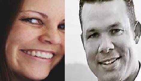 Matt and Melissa Graves Parents of Gator Attack Lane Graves
