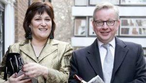 Sarah Vine MP Michael Gove's Wife
