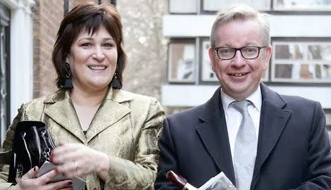 Sarah Vine MP Michael Gove's Wife