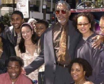 Meet Morgan Freeman's Wives and Children