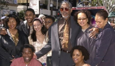 Morgan Freeman's Wives and Children
