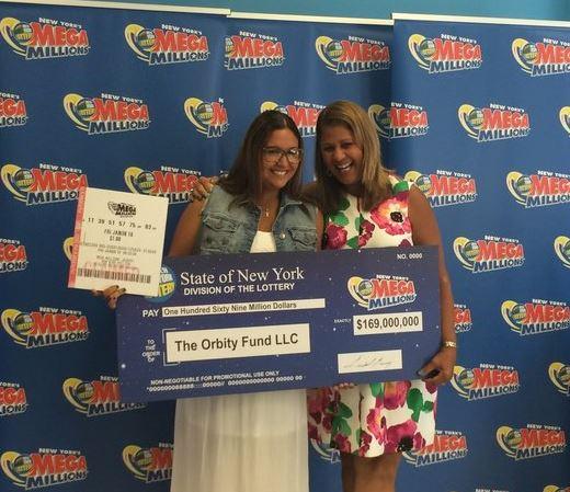 Mega Millions Winner Staten Island