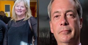 Kirsten Farage UK Nigel Farage's Wife