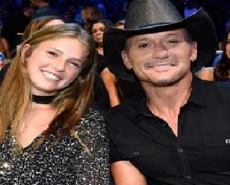 Maggie McGraw Tim McGraw's Daughter