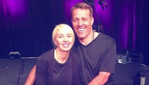 Sage Robbins Tony Robbins' Wife