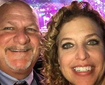 Debbie Wasserman Schultz's Husband Steve Schultz