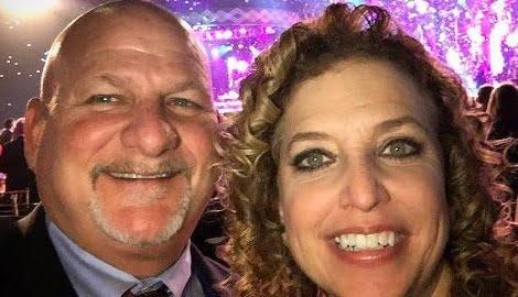 Steve Schultz is Debbie Wasserman Schultz's Husband