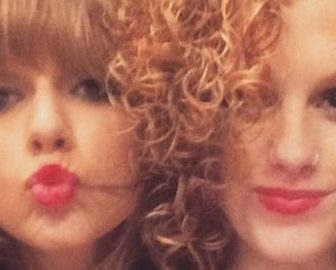 Abigail Anderson Taylor Swift's BFF