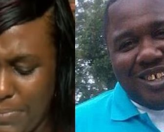 Quinyetta McMillan Alton Sterling's wife