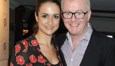 Natasha Shishmanian Top Gear Chris Evans' Wife