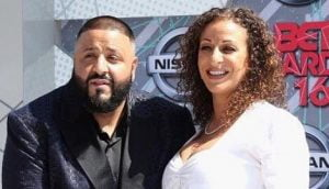Nicole Tuck DJ Khaled's Girlfriend