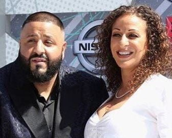 Nicole Tuck DJ Khaled's Girlfriend