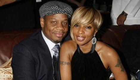 Martin Kendu Isaacs Mary J. Blige's Husband