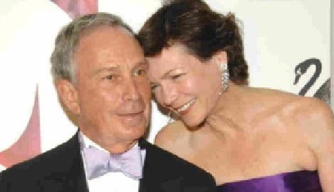 Diana Taylor Michael Bloomberg's Girlfriend