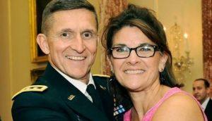 Lori Flynn Lt. Gen. Michael Flynn's Wife