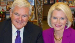 Callista Gingrich Newt Gingrich's Wife