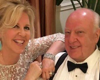Elizabeth Tilson Fox CEO Roger Ailes' wife