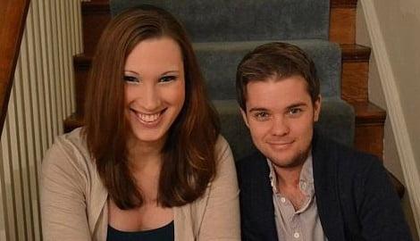 Andrew Cray transgender activist Sarah McBride's husband