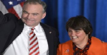 Anne Holton Tim Kaine's Wife